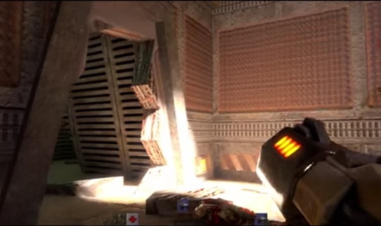 Nvidia показала Quake 2 с трассировкой лучей