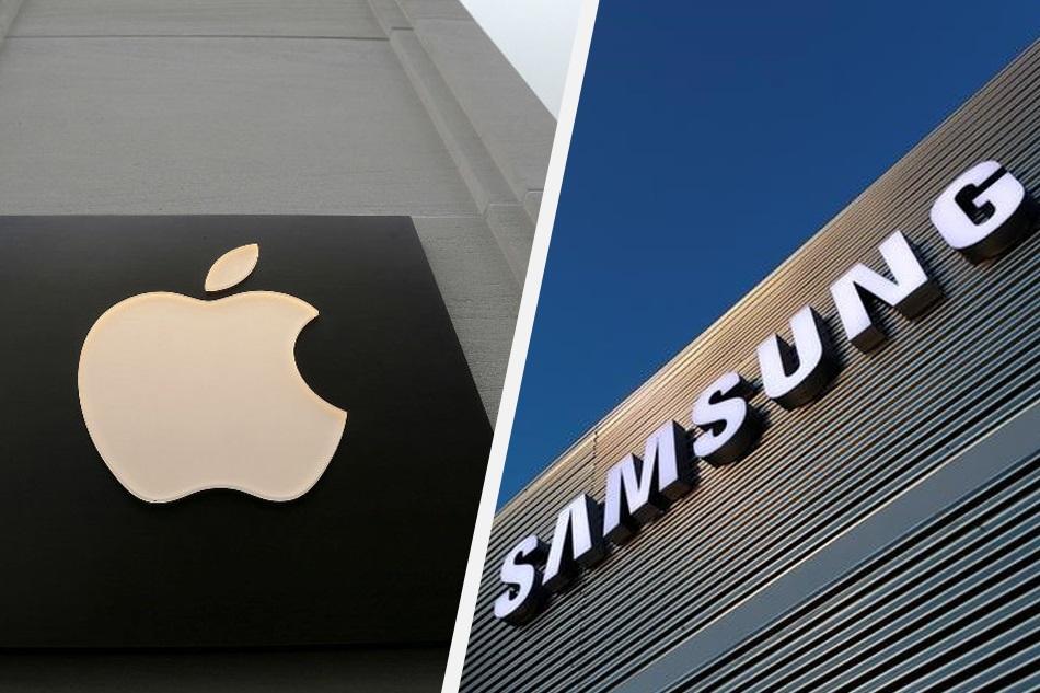 Из-за падения продаж Iphone, у Samsung рухнула прибыль
