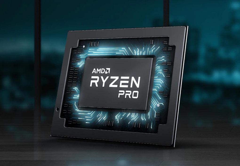 AMD выпускает Ryzen Mobile PRO 3000 серии