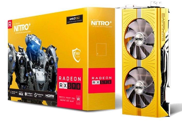 AMD в честь своего 50-летия готовит юбилейные партии Ryzen 7 2700X и RX590