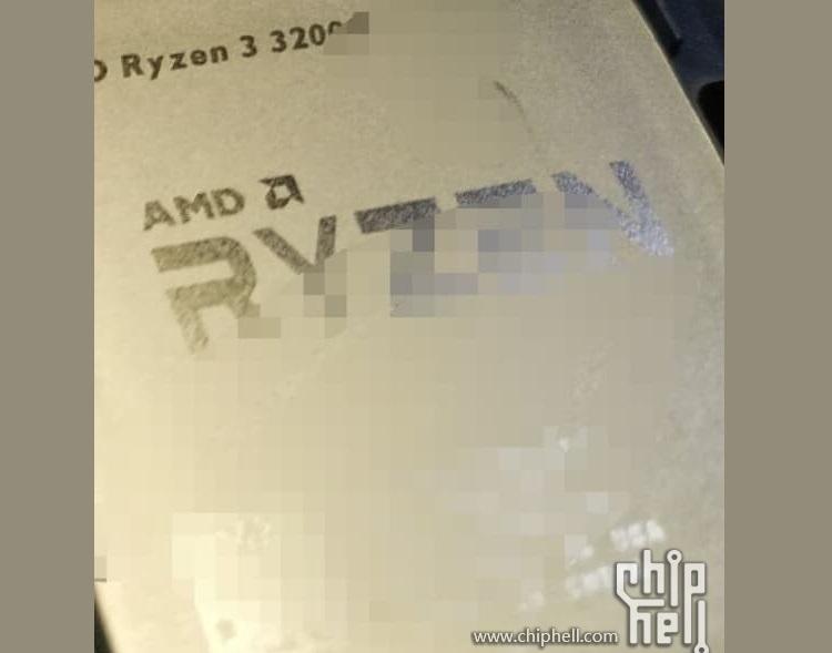 Первые данные о AMD Ryzen 3 3200G