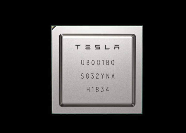 Автопроизводитель Tesla откажется от процессоров Nvidia в пользу своих