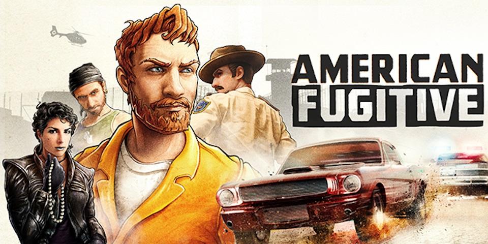 Геймплей видео American Fugitive – изометрического Action в стиле классической GTA