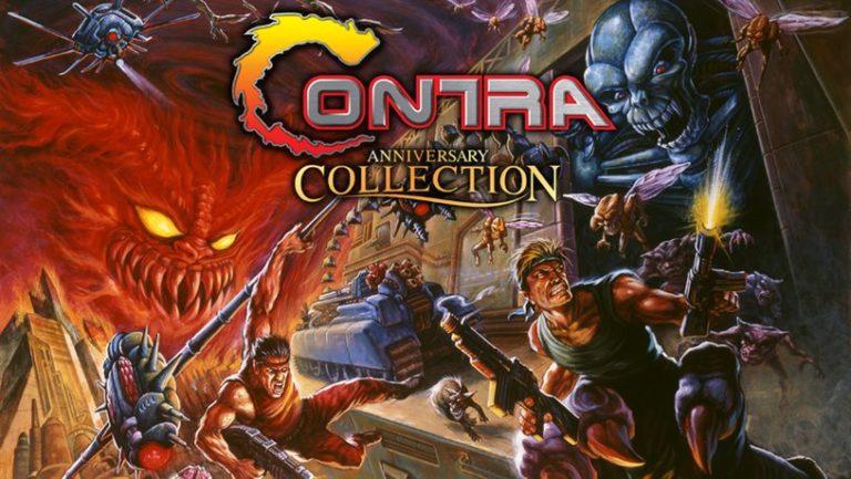 Konami выпустит сборник ретроигр Contra Anniversary Collection