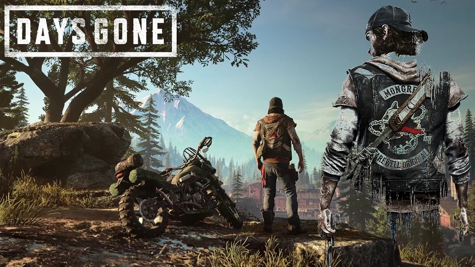 Игра Days Gone заняла первую строчку популярности в PlayStation Store