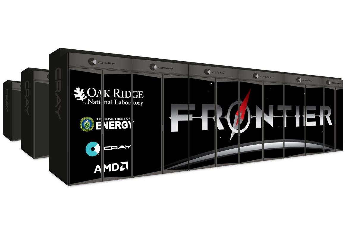Самый мощный суперкомпьютер в мире будет построен на платформе AMD