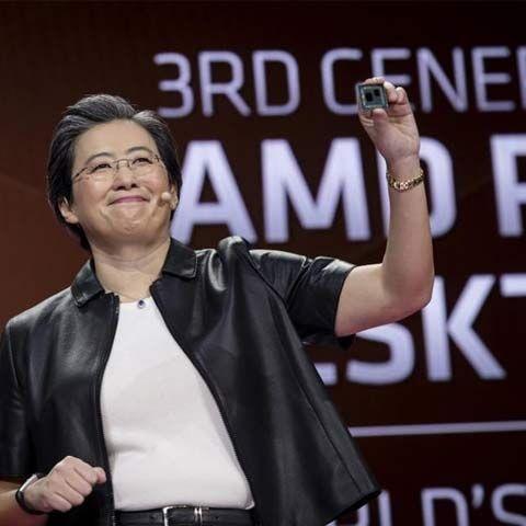 Компания AMD представила процессоры Ryzen 3000 серии