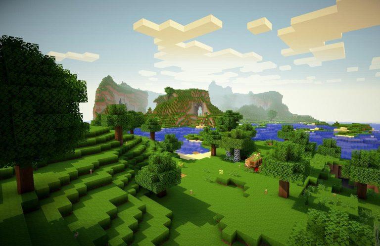 В 10 летний юбилей классический Minecraft стал бесплатным