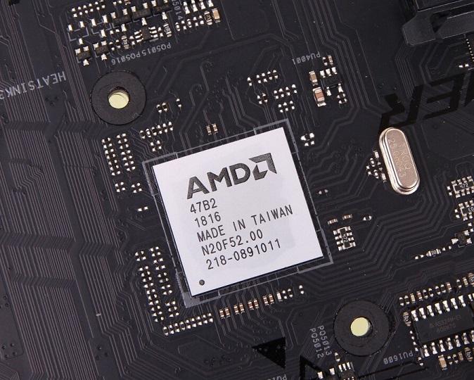 AMD готовит чипсеты A520 и B550 с поддержкой PCI-Express 4.0