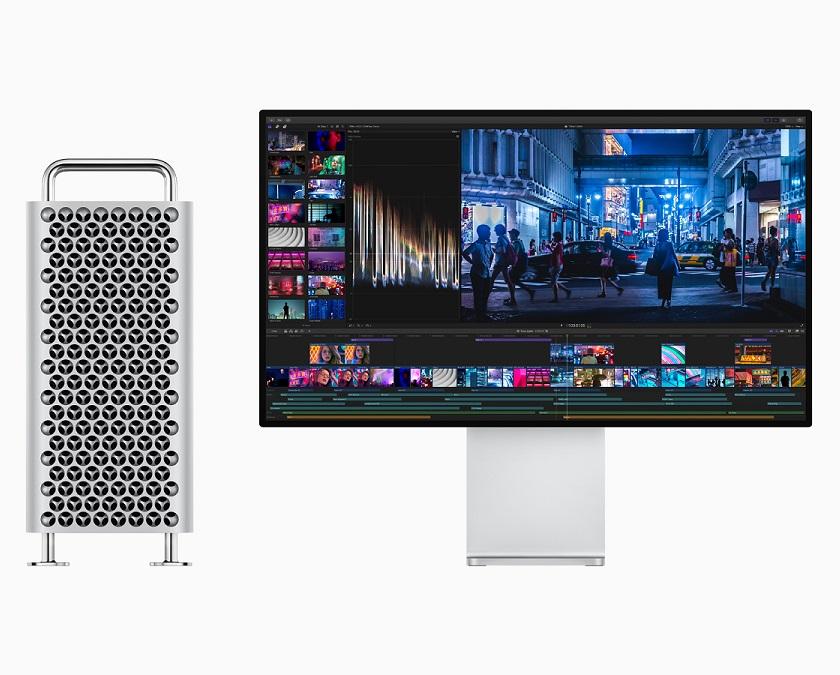 Apple представила компьютер Mac Pro 2019