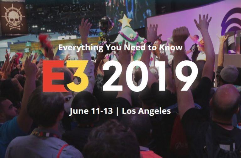 Выставка E3 начала свою работу