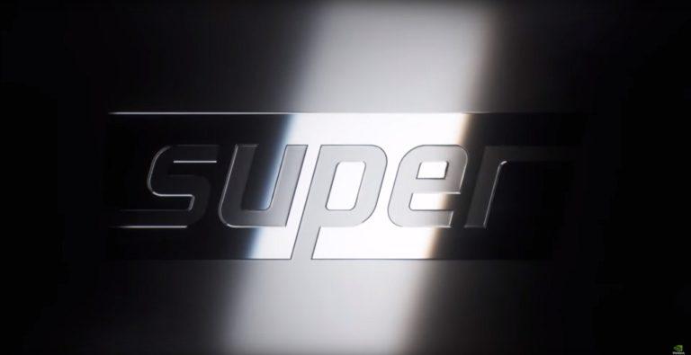 """Nvidia планирует обновить свой модельный ряд моделями """"Super"""""""