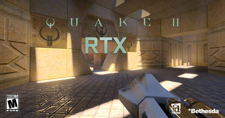 6 июня выйдет переиздание Quake 2 RTX с трассировкой лучей