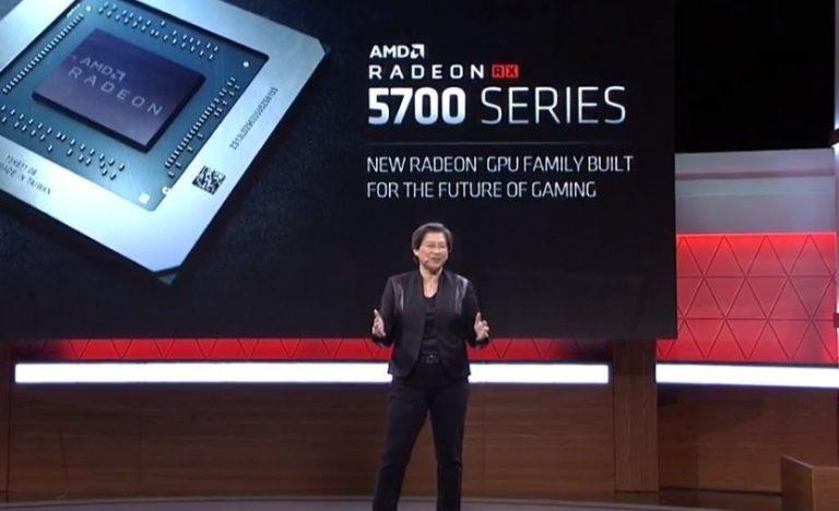 Представлены новые видеокарты AMD Radeon 5000