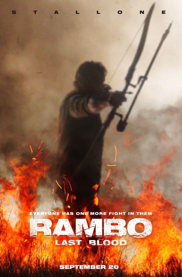 Трейлер к фильму Рэмбо: Последняя кровь
