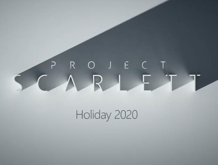 Microsoft официально анонсировала Xbox – Project Scarlett