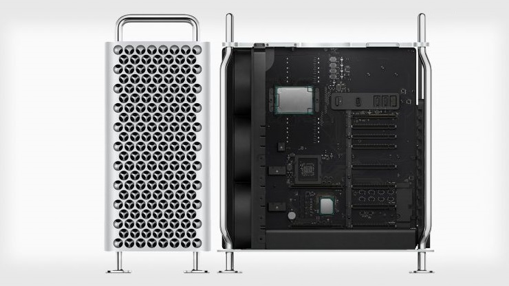 Новый Apple Mac Pro 2019 будет производиться в Китае
