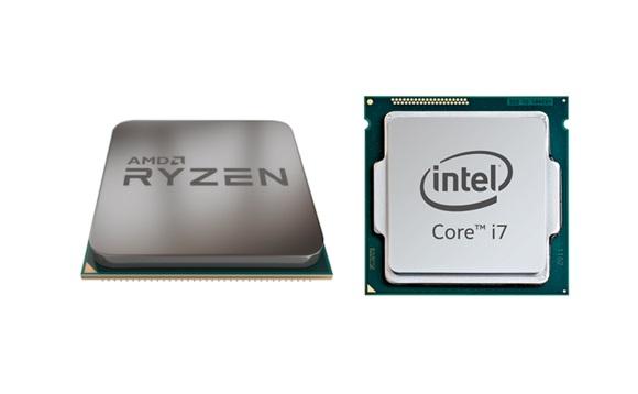 В октябре AMD представит новые Threadripper, а Intel 10 поколение Core