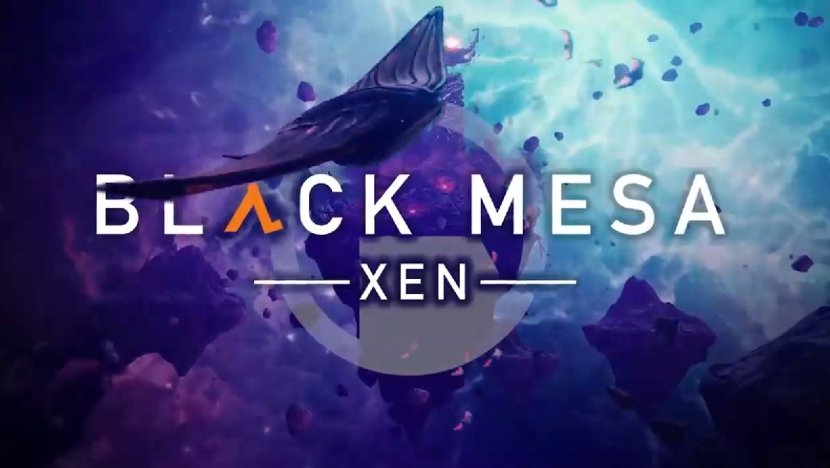 Black Mesa + XEN v.0.9 build 4522431 (xatab/2015)