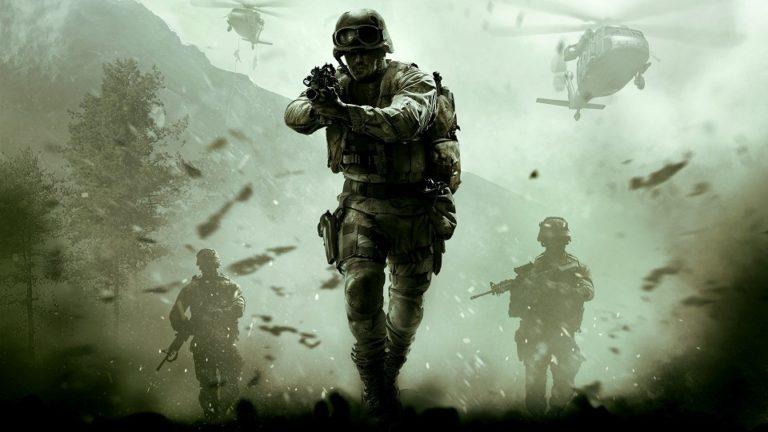 Activision готовит переиздание Call of Duty: Modern Warfare