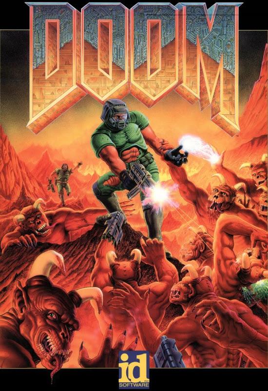 Bethesda выпустила Doom и Doom2 для Android и iOs