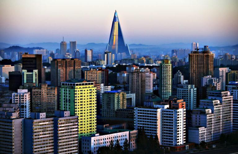 Huawei может пострадать из-за Северной Кореи
