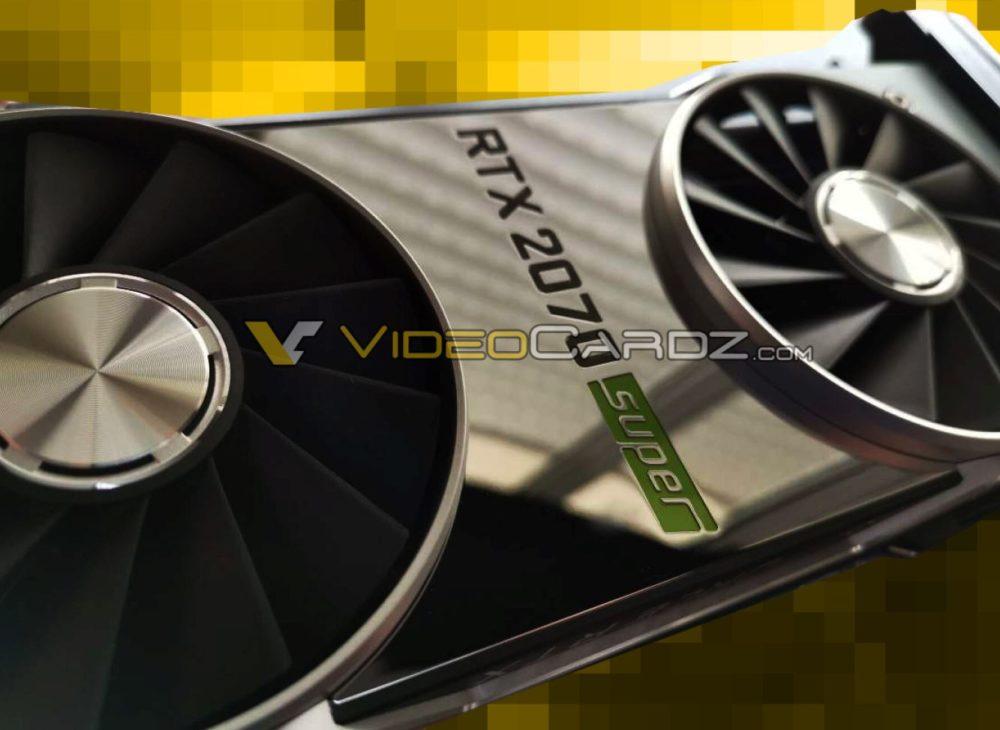 Первые игровые тесты обновлённых видеокарт RTX 2060 и RTX2070 Super