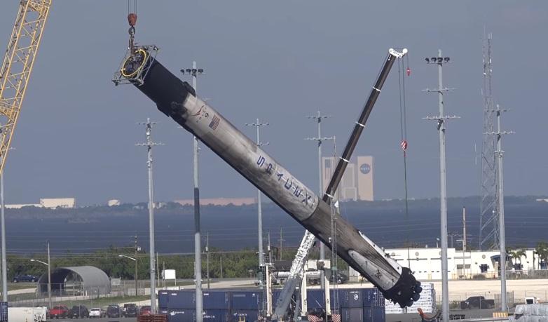 Стоимость запуска ракеты носителя Falcon9 снижена