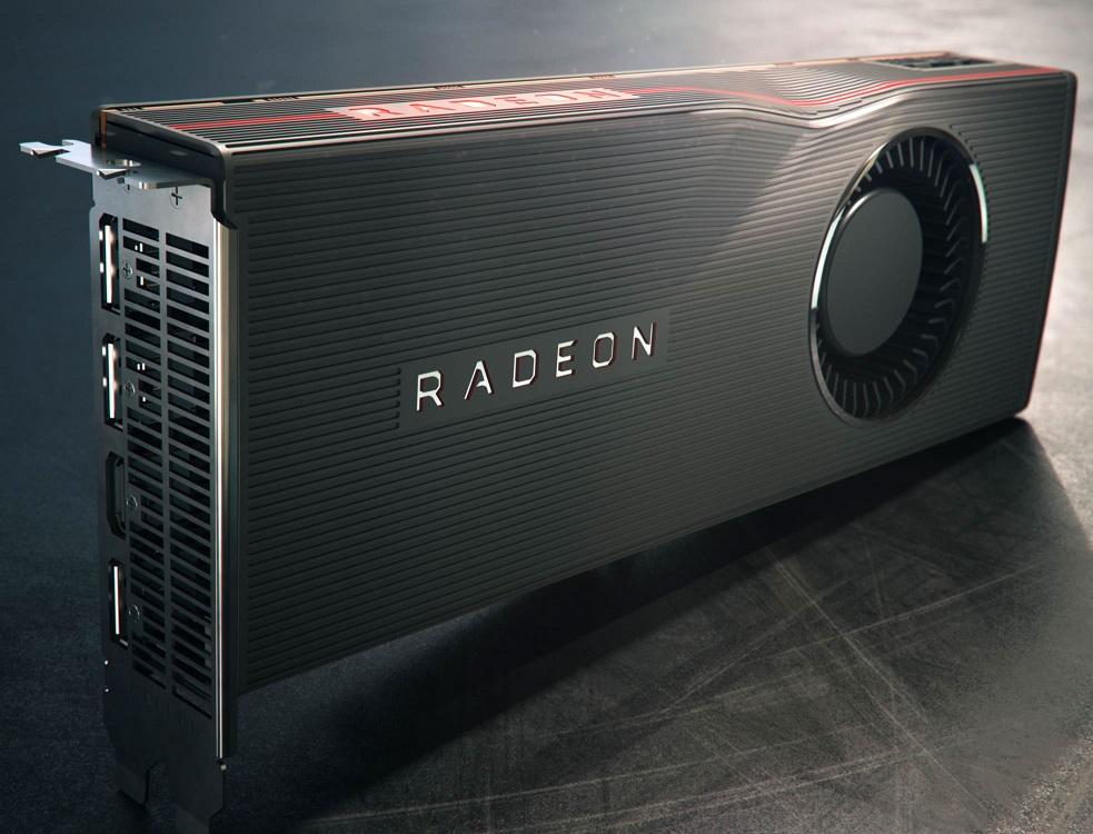 AMD снижает цены на 7минанометровые Radeon Navi