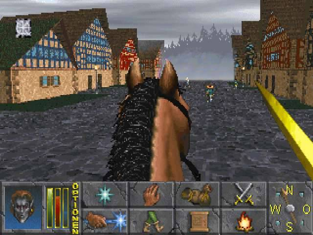 Команда фанатов перевыпустит The Elder Scrolls II: Daggerfall на движке Unity