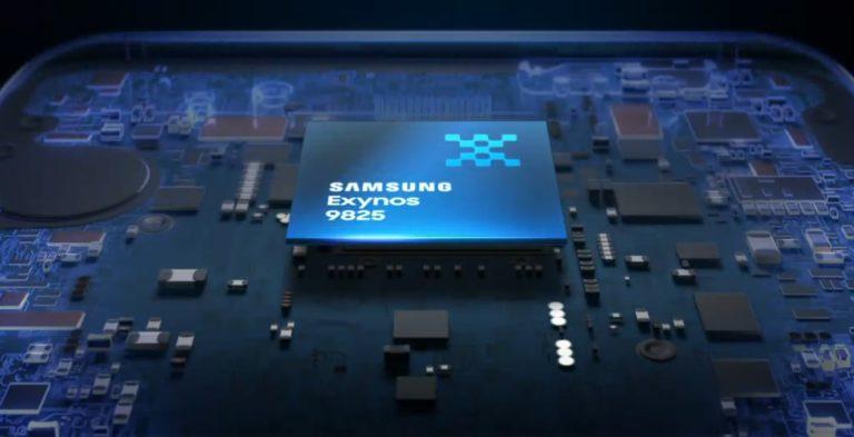 Samsung анонсировала новый 8ми ядерный процессор Exynos 9825