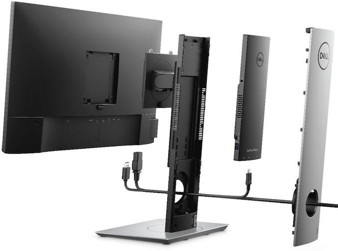 Dell представила монитор со встроенным системным блоком