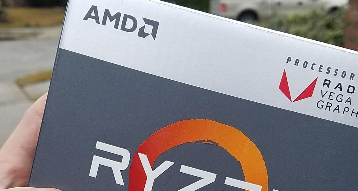 Видео самого правильного разгона гибридного процессора Ryzen 5 2400G