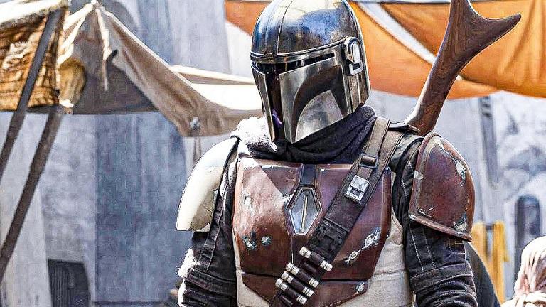 Вышел трейлер к сериалу Звёздные Войны: Мандалорец