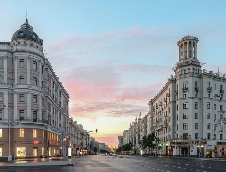 В Москве появилась зона покрытия 5G