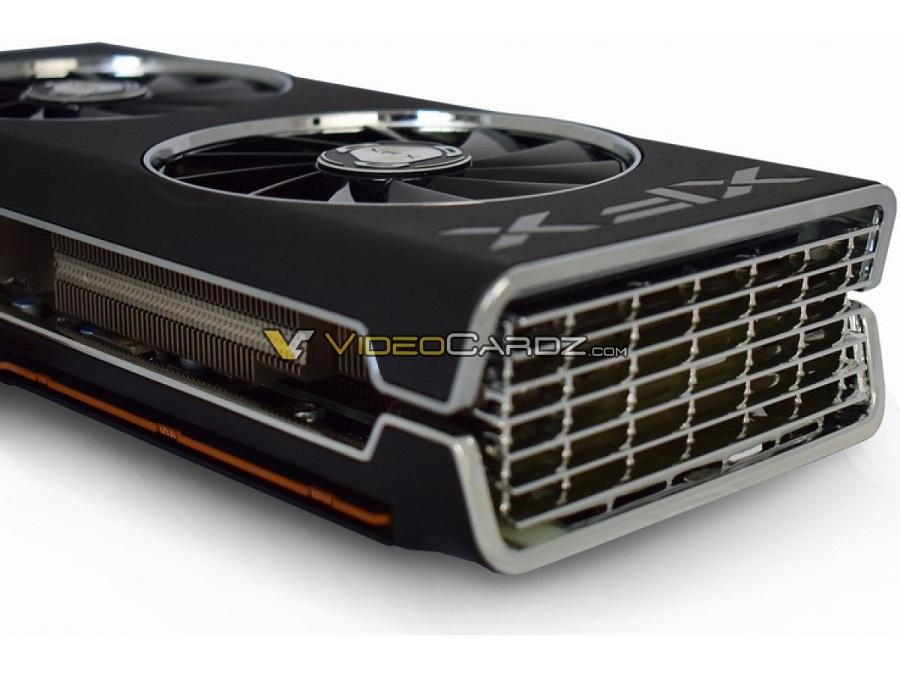 XFX готовит две модели Radeon RX5700XT RAW2 и THICC2 с собственным дизайном охлаждения