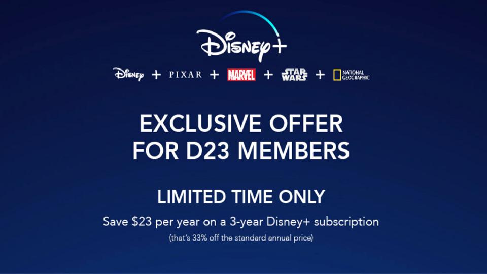 Компания Disney продаёт предподписку на свой стриминговый канал со скидкой