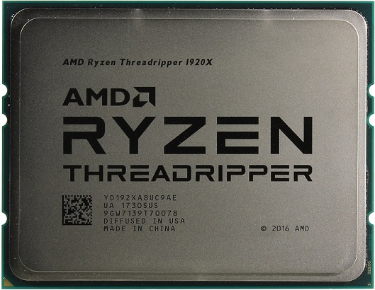 На Amazon цена на процессор AMD Ryzen Threadripper 1920X упала ниже 200 долларов