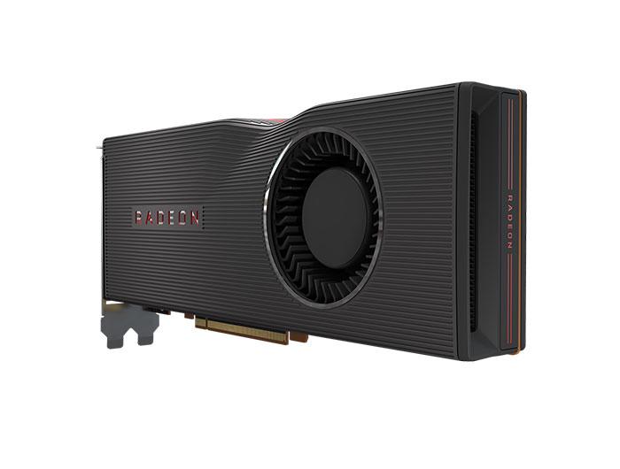 Видеокарты AMD Radeon RX 5700-серии