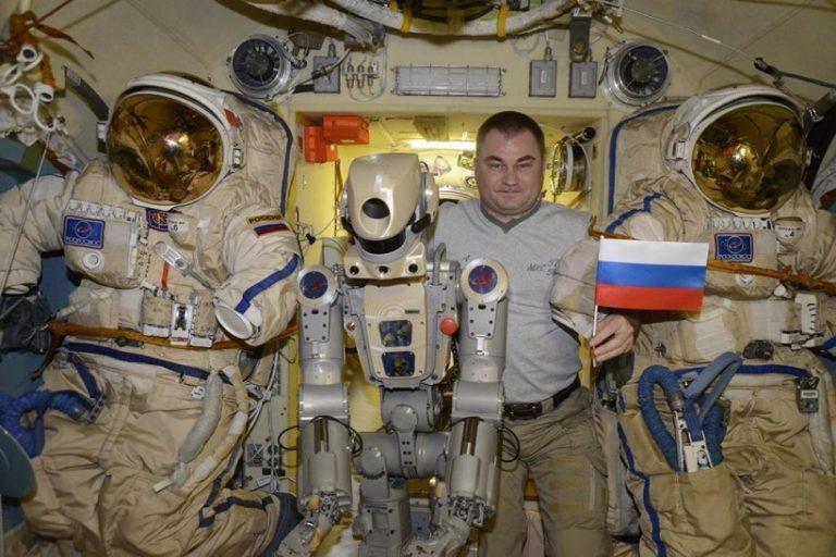 Робота «Фёдора» подготовили для отправки на Землю