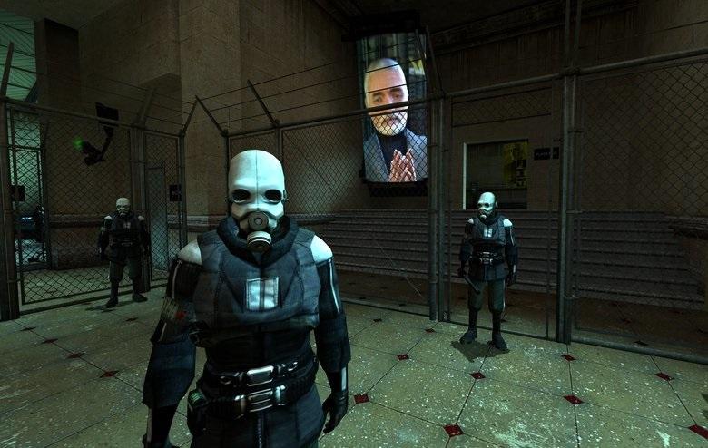 Valve выпустила патч для… Half-Life 2