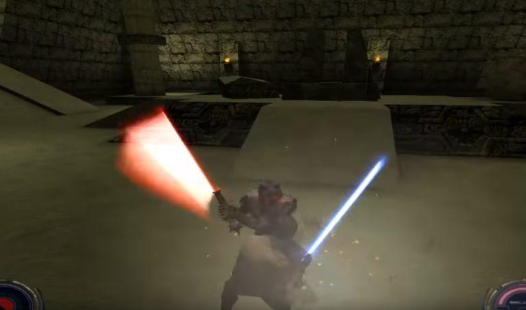 Jedi Knight: Jedi Academy и Jedi Knight II: Jedi Outcast переиздадут на PS4 и Switch