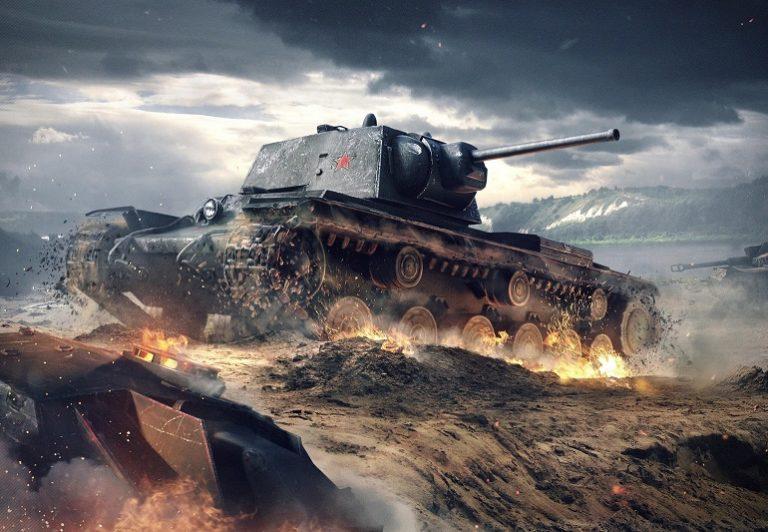В World of Tanks добавят трассировку лучей