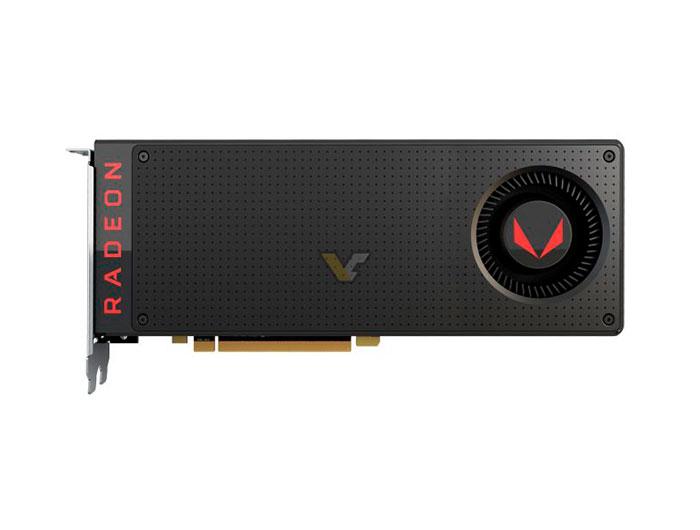 Видеокарты AMD Radeon 500-серии