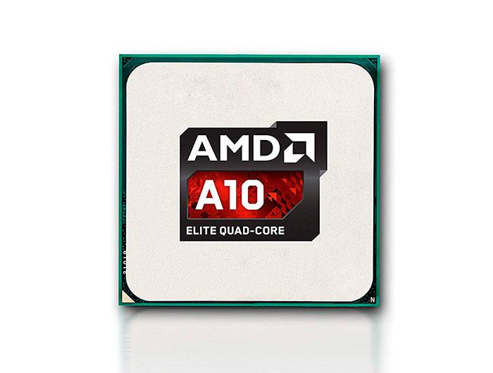 Мобильные процессоры AMD A-серии