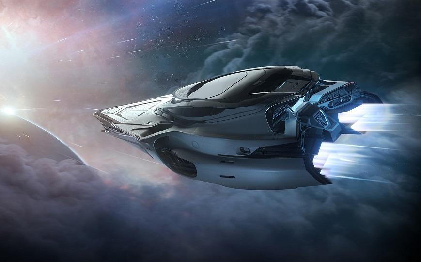 В космическом онлайн проекте Star Citizens распродали корабли по 1100 долларов за секунду