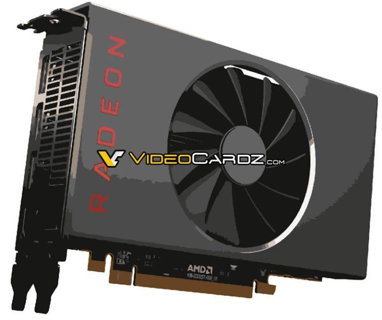 AMD представила Radeon RX5500