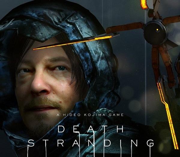 Представлено 8ми минутное игровое видео Death Stranding