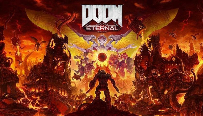 DOOM Eternal отложили до 20 марта 2020 года