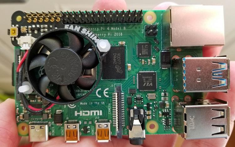 Raspberry Pi 4 разогнали до 2147 мегагерц